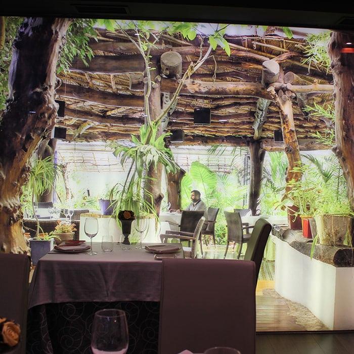 Contacto del Restaurante Raza 7 en Madrid (Barajas)