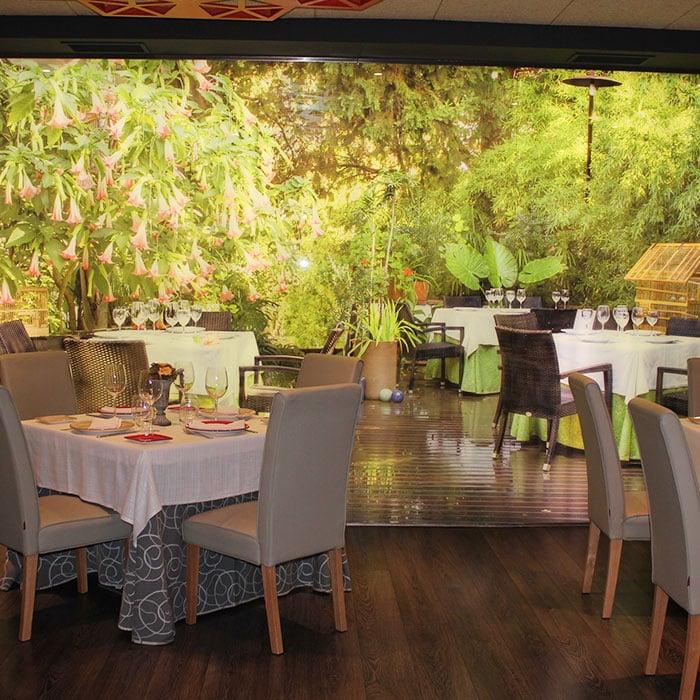 Mirador del Restaurante Raza 7 en Madrid (Barajas)