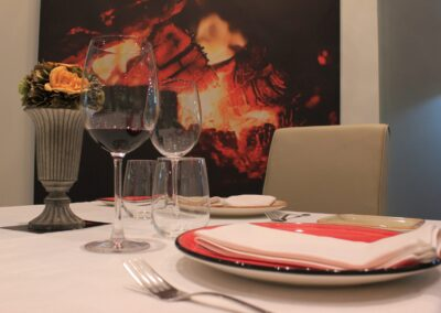 Reservas Online del Restaurante Raza 7 en Madrid (Barajas)