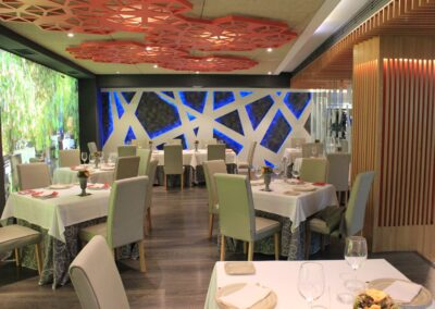 Servicio del Restaurante Raza 7 en Madrid (Barajas)